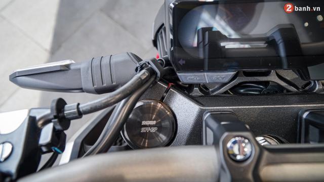 Can canh Honda CB650R 2021 vua ve toi dai ly - 13