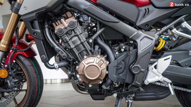 Can canh Honda CB650R 2021 vua ve toi dai ly - 23