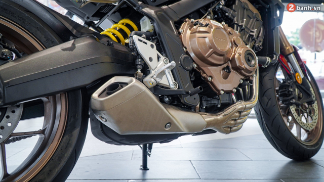 Can canh Honda CB650R 2021 vua ve toi dai ly - 30