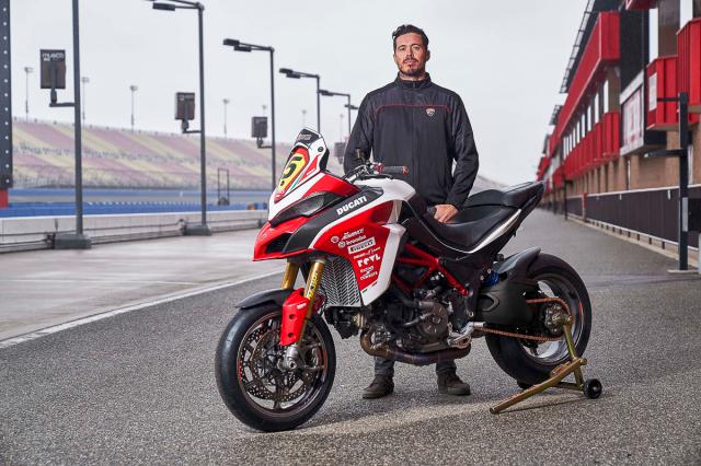 Ducati Multistrada V4 phien ban Pikes Peak Edition chuan bi ra mat - 4