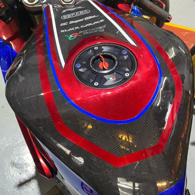 Honda CBR1000RR trong ban do cuc dep - 8