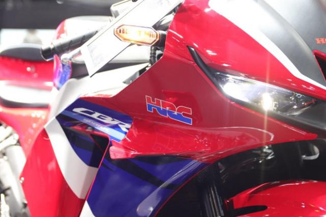 Honda CBR600RR 2021 ra mat voi gia gan mua duoc CBR1000RRR - 4