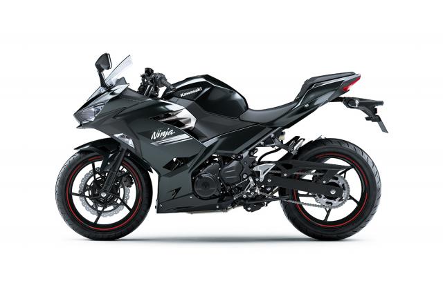 Kawasaki Ninja 250 2021 moi trinh lang - 5