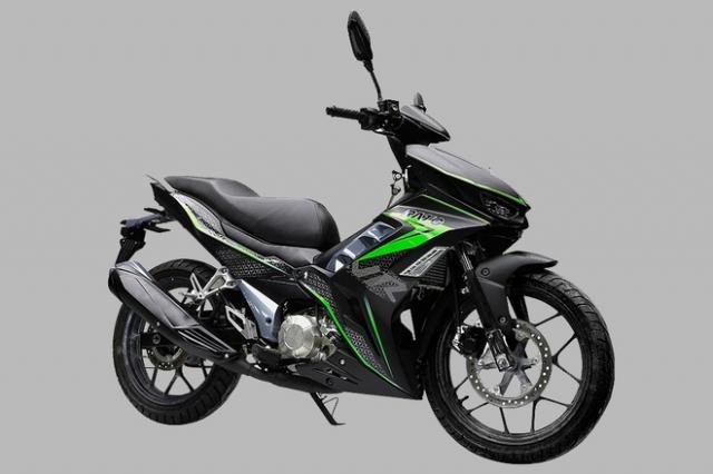 Rato SVR180 2021 Khi hang xe Trung Quoc nhai Winner X va cai ket - 8