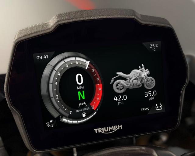Triumph Speed Triple 1200 RS 2021 va BMW S1000R tren ban can thong so - 11