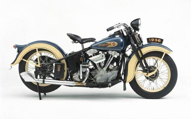 10 Chiec HarleyDavidson mang tinh cach mang cua thuong hieu My - 4