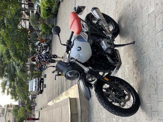 _ Moi ve Xe BMW R NineT Urban GS specs 1200 ABS HQCN Dang ky 2019 chinh chu odo 7700km xe moi - 8