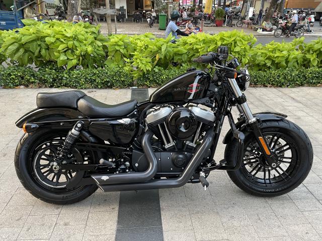 _ Moi ve Xe HARLEY DAVIDSON Forty Eight Sporter 1200 ABS HD48 Den HQCN Dang ky 2019 chinh chu - 2