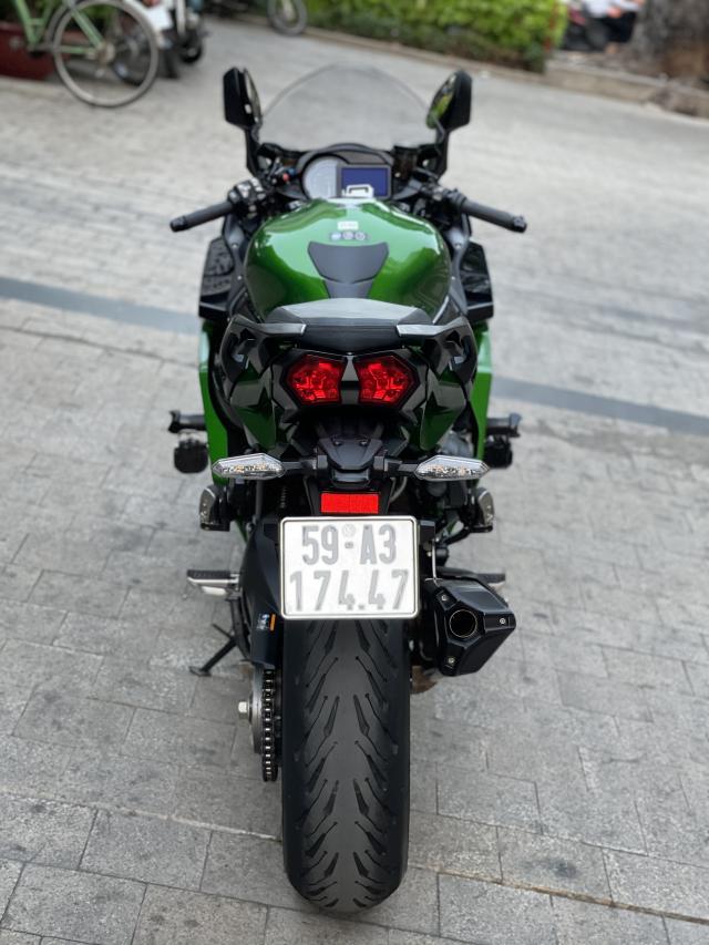 _ Moi ve Xe Kawasaki Ninja H2 SX ABS Super Charged HQCN Dang ky lan dau 102018 chinh 1 chu - 3