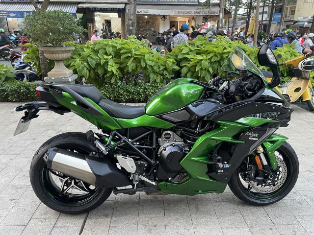 _ Moi ve Xe Kawasaki Ninja H2 SX ABS Super Charged HQCN Dang ky lan dau 102018 chinh 1 chu - 4