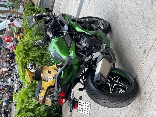_ Moi ve Xe Kawasaki Ninja H2 SX ABS Super Charged HQCN Dang ky lan dau 102018 chinh 1 chu - 2