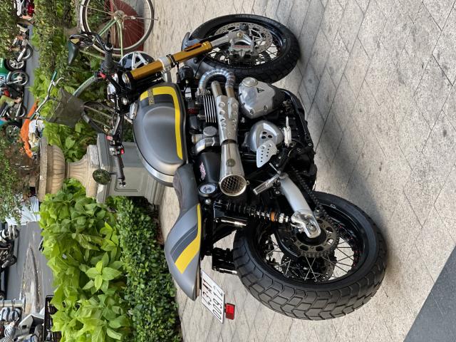 _ Moi ve xe Triumph Thruxton R ABS 1200cc HQCN Dang ky 32017 chinh chu odo dung chuan 5900km - 7