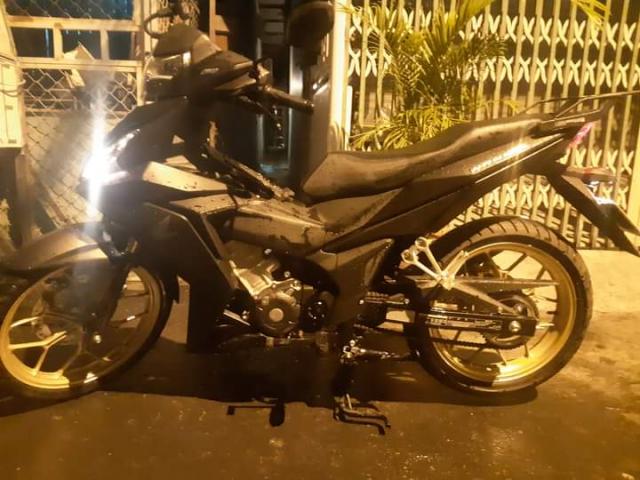 Ban xe Honda Winner v1 den nham vang dong 2019 Odo 22000 Bs Tphcm - 3