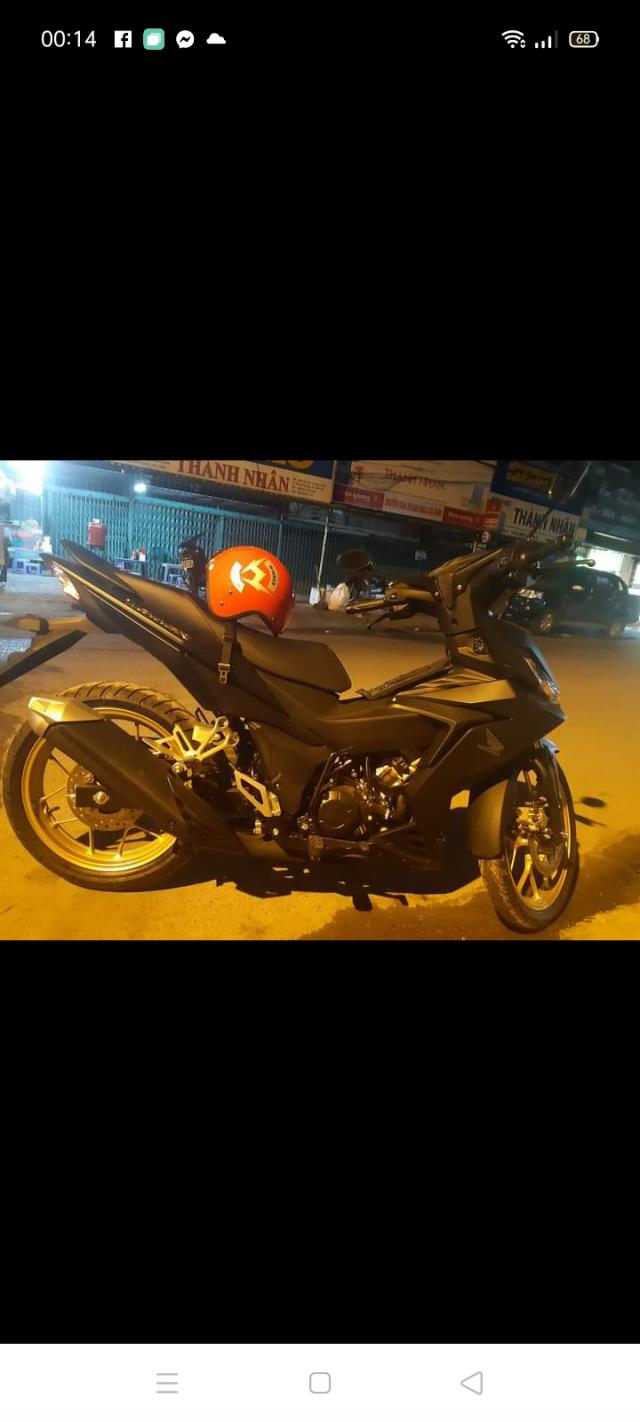 Ban xe Honda Winner v1 den nham vang dong 2019 Odo 22000 Bs Tphcm - 5