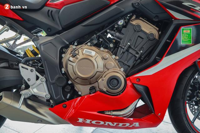 Can canh Honda CBR650R 2021 moi tai Viet Nam - 10