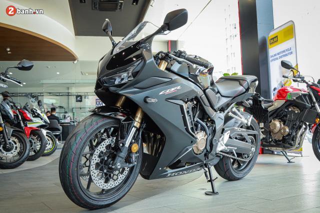 Can canh Honda CBR650R 2021 moi tai Viet Nam - 19