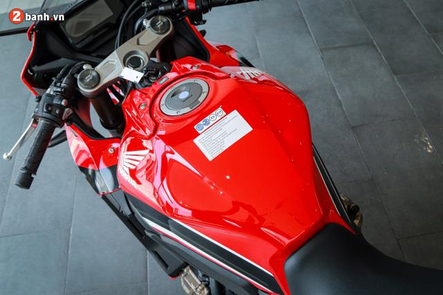 Can canh Honda CBR650R 2021 moi tai Viet Nam - 25