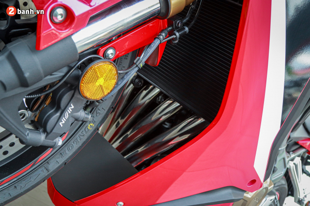 Can canh Honda CBR650R 2021 moi tai Viet Nam - 28