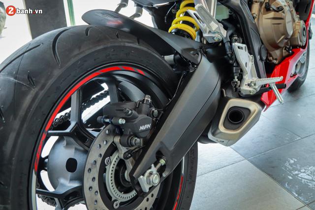 Can canh Honda CBR650R 2021 moi tai Viet Nam - 15