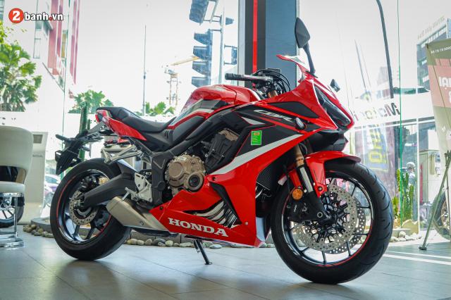 Can canh Honda CBR650R 2021 moi tai Viet Nam - 4