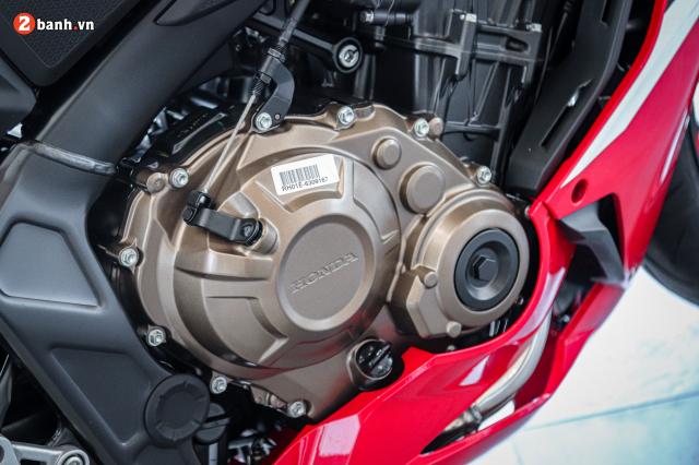Can canh Honda CBR650R 2021 moi tai Viet Nam - 13