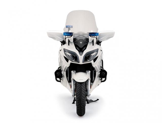 Canh sat Malaysia duoc trang bi Yamaha FJR1300P - 4