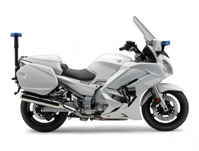Canh sat Malaysia duoc trang bi Yamaha FJR1300P - 6