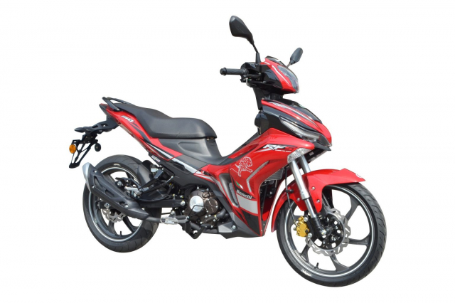 He lo Benelli R18i chien binh pha vo doc ton Exciter Winner - 5
