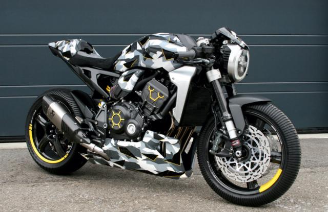 Honda CB1000R do cuc chat den tu ARCTOS