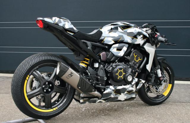Honda CB1000R do cuc chat den tu ARCTOS - 6
