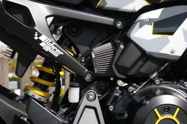 Honda CB1000R do cuc chat den tu ARCTOS - 10