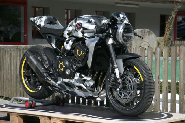 Honda CB1000R do cuc chat den tu ARCTOS - 14