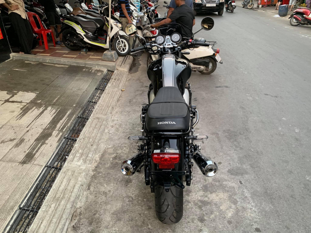 HonDa CB1100 RS 2020 Xe Moi Dep - 4