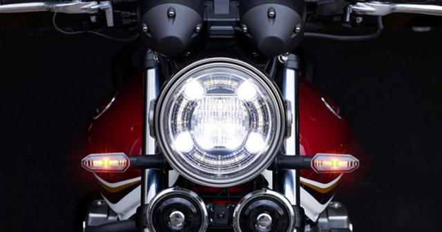 Honda CB1300 Super Four 2021 moi ra mat tai Motor Show - 3