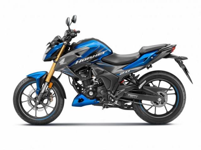 Honda Hornet 20 bien hinh voi phong cach Sportbike - 4