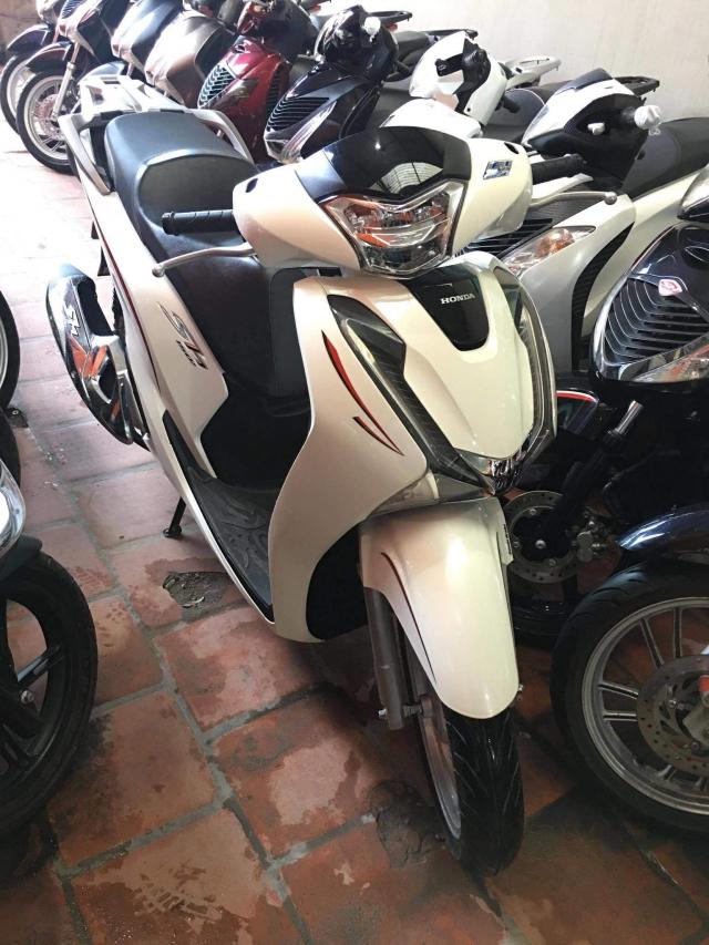 HONDA SH 150i Doi 2019 Phanh ABS Xe Nhap Khau Gia Re - 3