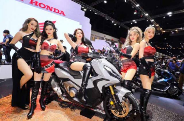 Honda trinh lang 4 mau xe chu luc tai Motor Show 2021 - 5