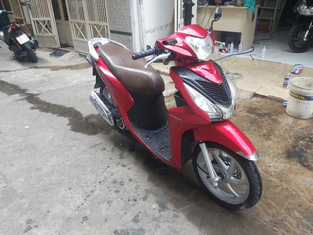 Honda Vision xe dep tra gop khong can dua tien truoc - 2