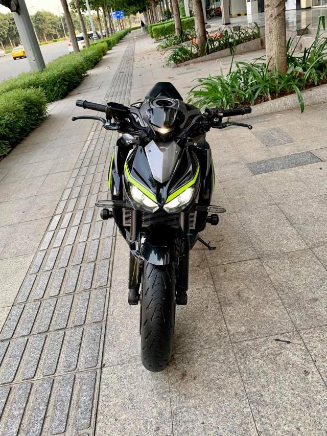Kawasaki Z1000R ABS 2018 Xe Moi Dep