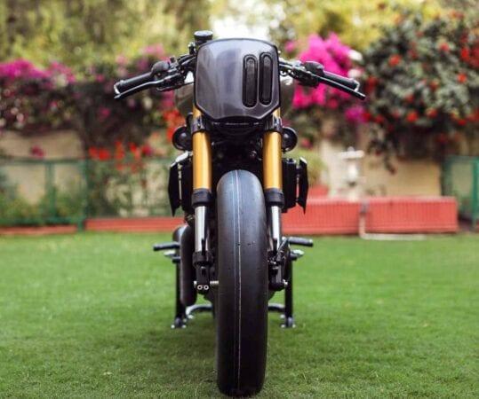 KTM 390 Kush lot xac ngoan muc den tu Rajputana Customs - 4