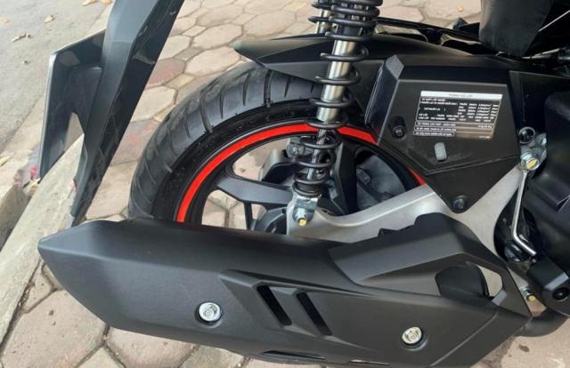 Tieu de Honda Air Blade 150cc 2020 mau den - 4