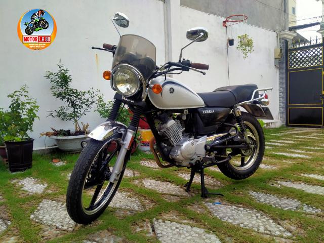 Yamaha YB 125 xe chinh chu can ban - 5