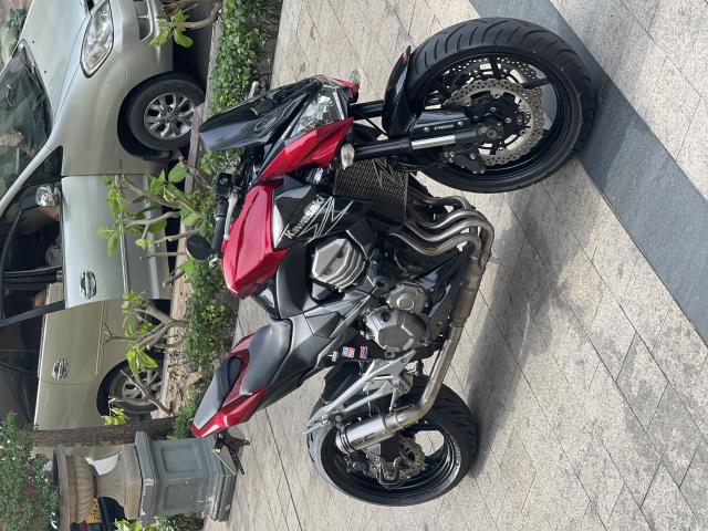 _ Moi ve Xe Kawasaki Z800 ABS HQCN Date 2015 chinh chu odo 18000km xe moi dep - 4