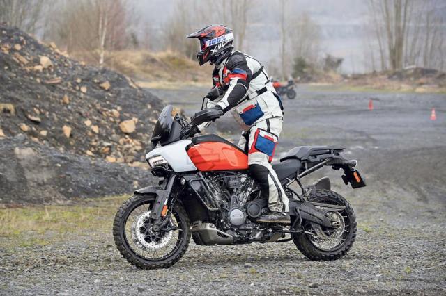 Danh gia HarleyDavidson Pan American Special - 4