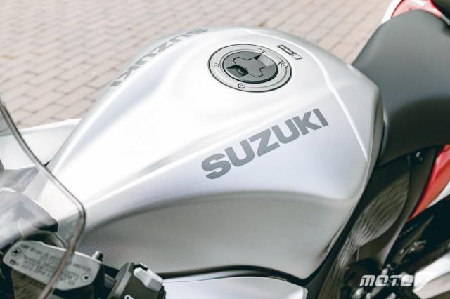 Danh gia Suzuki Hayabusa 2021 Lay cam hung tu Chim ung Peregrine - 16