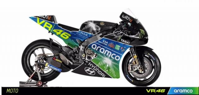 Doi VR46 cua Valentino Rossi duoc thang cap len hang MotoGP