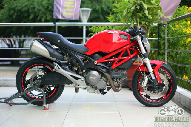Ducati Monster 795 bien so TP - 12