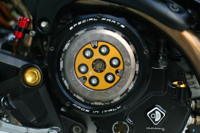 Ducati Monster 796 2014 phien ban mat troi trong dem do choi ngap mat - 13