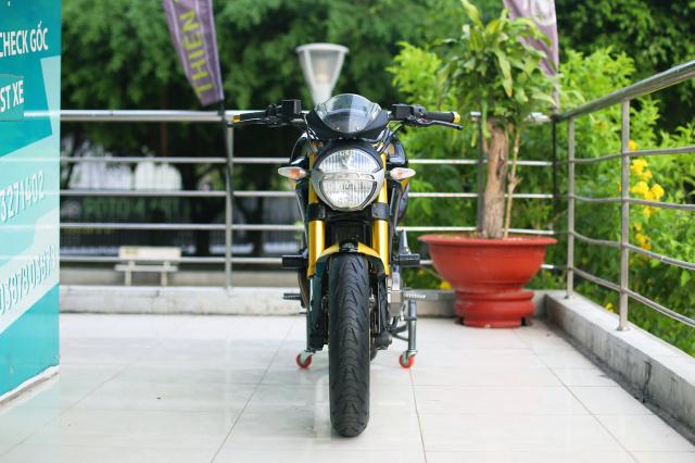 Ducati Monster 796 2014 phien ban mat troi trong dem do choi ngap mat - 17