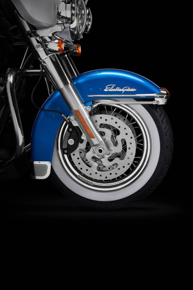 HarleyDavidson Electra Glide Revival 2021 ra mat gioi han 1500 chiec - 4